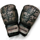 [USED良品] REVGEARボクシンググローブ KOTE model 16oz [u17-562-gv-boxing-kote-chgy-16oz]